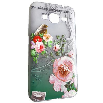 Силиконовый чехол Flower Xiaomi Redmi Note 5A (3)
