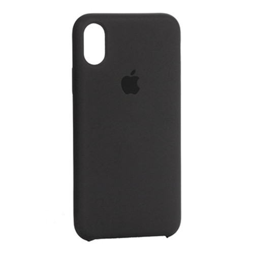 Чехол Original Soft Case iPhone XS Max (15) Grey
