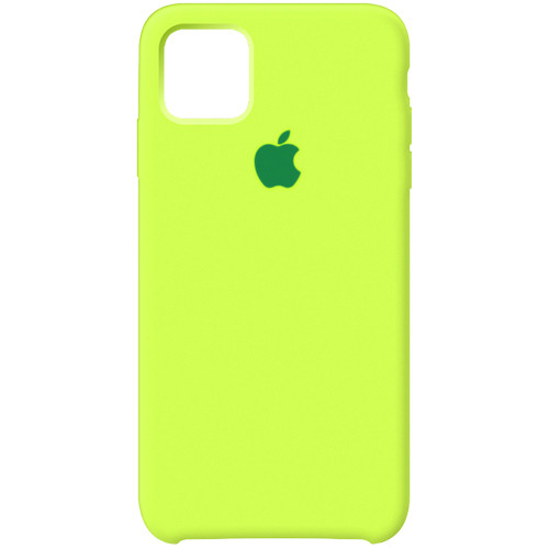 Чехол Original Soft Case iPhone 11 (60) Ultra Green