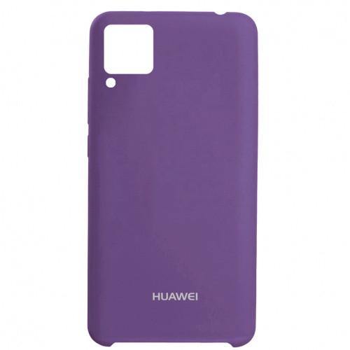 Чехол New Original Soft Case Huawei P40 Lite (JNY-LX1) (14) Purple
