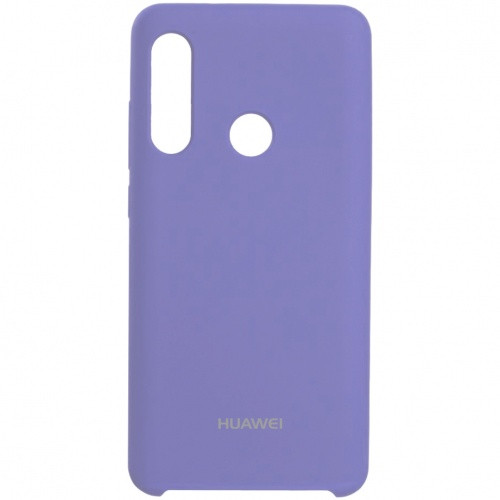 Чехол New Original Soft Case Huawei Y6P (MED-LX9) (13) Lavender
