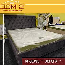 Кровать Аврора с мягким изголовьем
