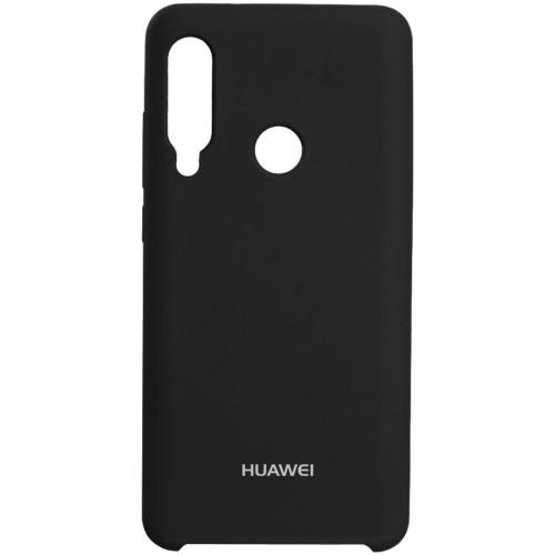 Чехол New Original Soft Case Huawei P40 Lite E (ART-L29)/Y7P (ART-L28)  (03) Black