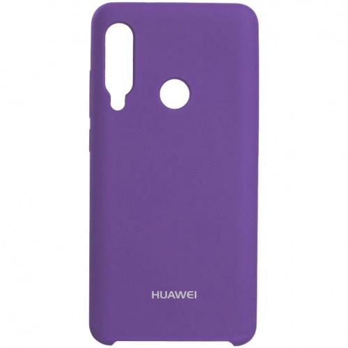 Чехол New Original Soft Case Huawei P40 Lite E (ART-L29)/Y7P (ART-L28)  (14) Purple