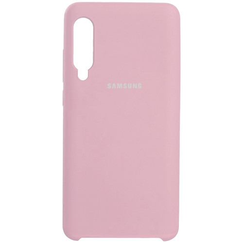 Чехол New Original Soft Case Samsung A505 Galaxy A50/A307 Galaxy A30s/A507  Galaxy A50s (17) Light Pink