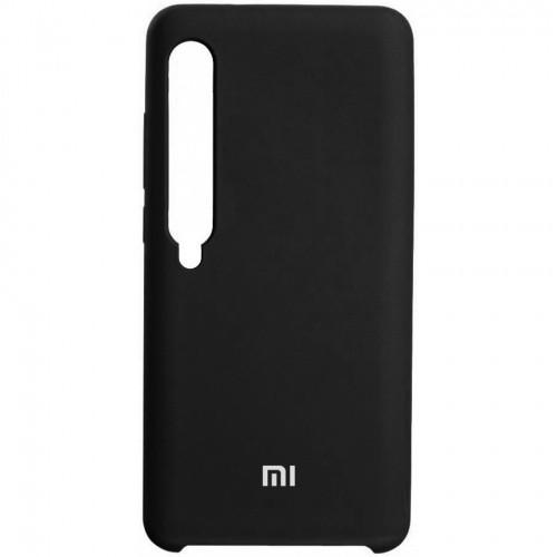 Чехол New Original Soft Case Xiaomi Mi 10 (03) Black