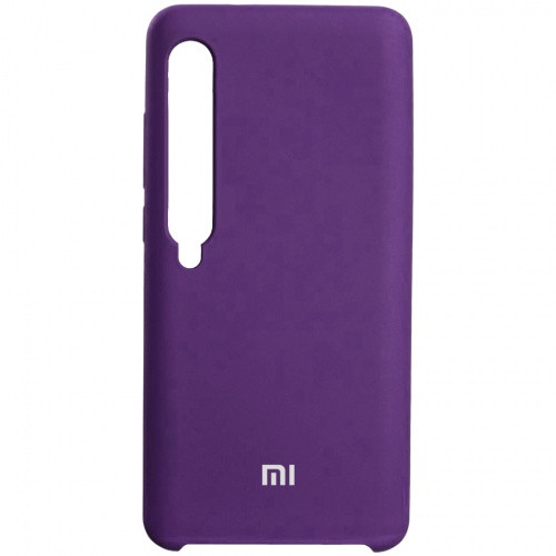 Чехол New Original Soft Case Xiaomi Mi 10 (14) Purple
