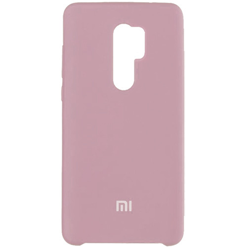Чехол New Original Soft Case Xiaomi Redmi 9 (04) Pink