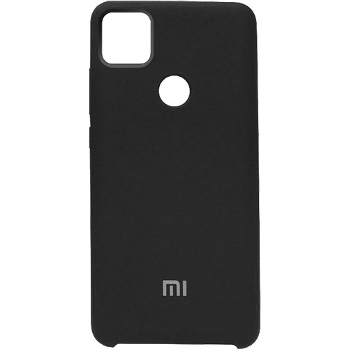 Чехол New Original Soft Case Xiaomi Redmi 9C (03) Black