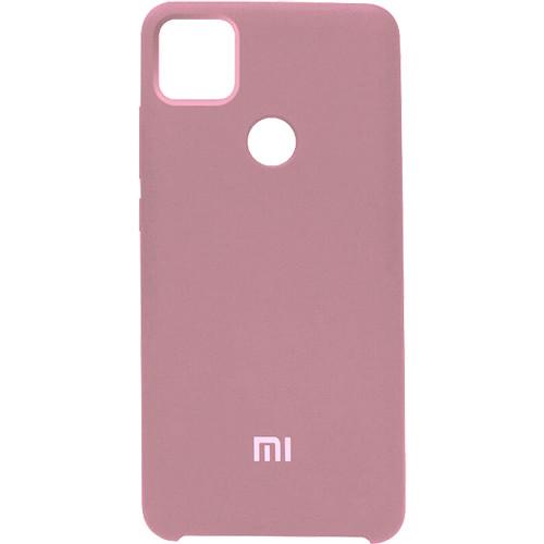 Чехол New Original Soft Case Xiaomi Redmi 9C (04) Pink