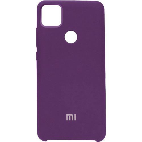 Чехол New Original Soft Case Xiaomi Redmi 9C (14) Purple