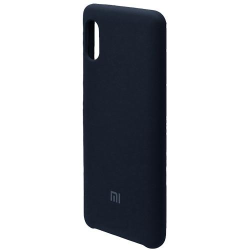 Чехол New Original Soft Case Xiaomi Redmi 9A (08) Dark Blue