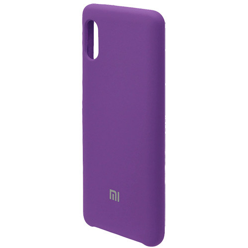 Чехол New Original Soft Case Xiaomi Redmi 9A (14) Purple