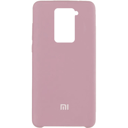 Чехол New Original Soft Case Xiaomi Redmi Note 9 (04) Pink