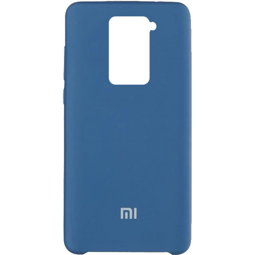 Чехол New Original Soft Case Xiaomi Redmi Note 9 (16) Blue Horizon