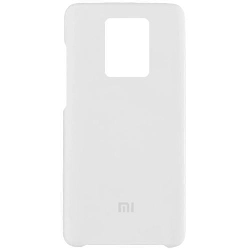 Чехол New Original Soft Case Xiaomi Redmi Note 9S/Note 9 Pro (09)  White