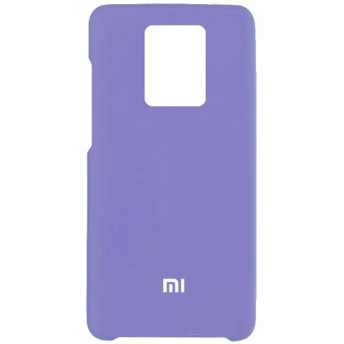 Чехол New Original Soft Case Xiaomi Redmi Note 9S/Note 9 Pro (13)  Lavender