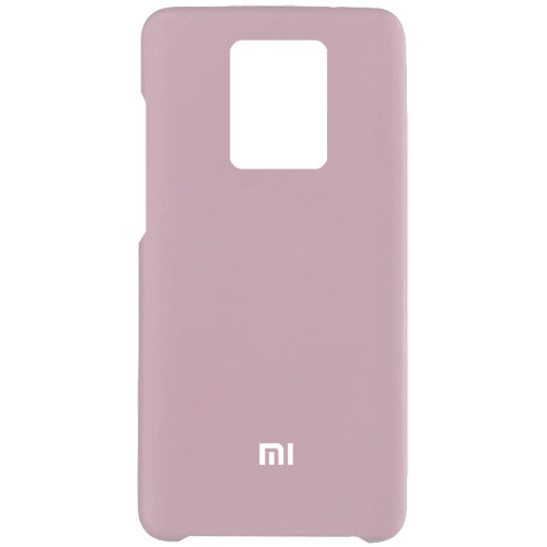 Чехол New Original Soft Case Xiaomi Redmi Note 9S/Note 9 Pro (18)  Sand Pink