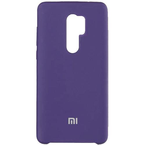 Чехол New Original Soft Case Xiaomi Redmi Note 8 Pro (07) Dark Purple
