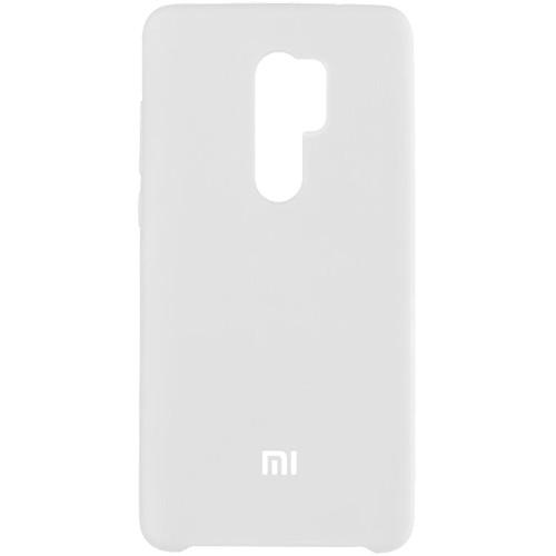 Чехол New Original Soft Case Xiaomi Redmi Note 8 Pro (09) White