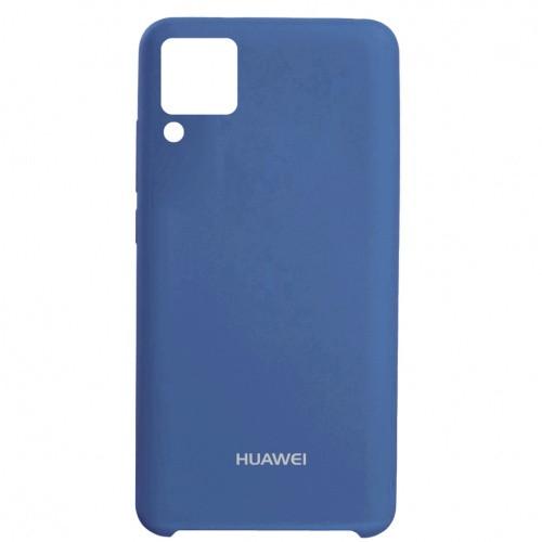 Чехол New Original Soft Case Huawei P40 Lite (JNY-LX1) (16) Blue Horison