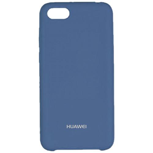 Чехол New Original Soft Case Huawei Y5 2018 (DRA-L21) (16) Blue Horizon