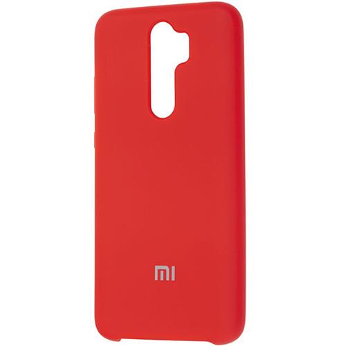 Чехол New Original Soft Case Xiaomi Redmi Note 8 Pro (01) Red