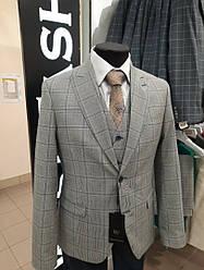 Костюм мужской тройкаWest Fashion модель А 337