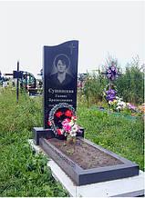"""Встановлення пам """" ятників в селі Копачівка"""