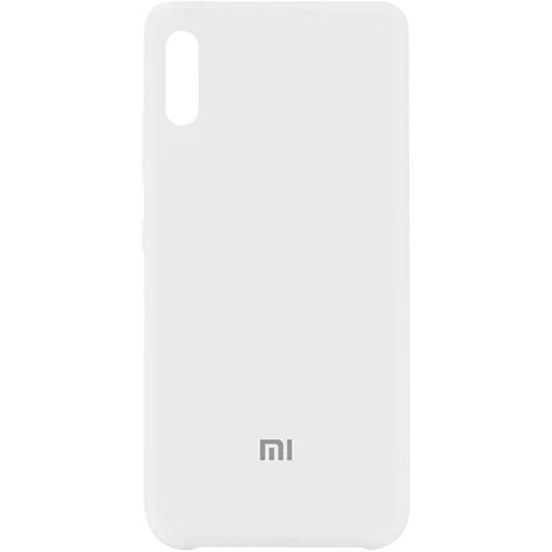 Чехол New Original Soft Case Xiaomi Redmi 9A (09) White