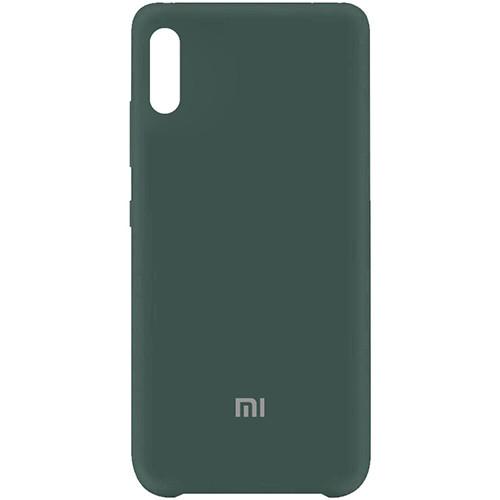Чехол New Original Soft Case Xiaomi Redmi 9A (22) Pine Green