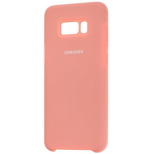 Чехол New Original Soft Case Samsung G955 Galaxy S8 Plus (04) Pink