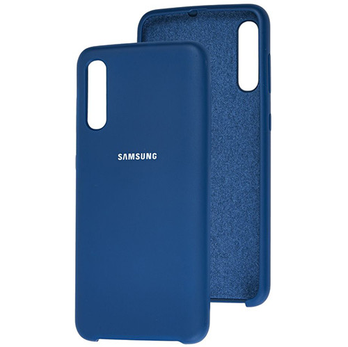 Чехол New Original Soft Case Samsung A505 Galaxy A50/A307 Galaxy A30s/A507  Galaxy A50s (08) Dark Blue