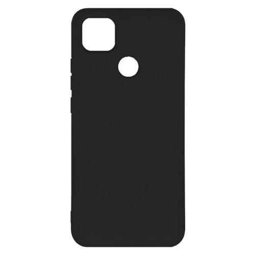 Силиконовый чехол Soft Silicone Case Xiaomi Redmi 9C Black