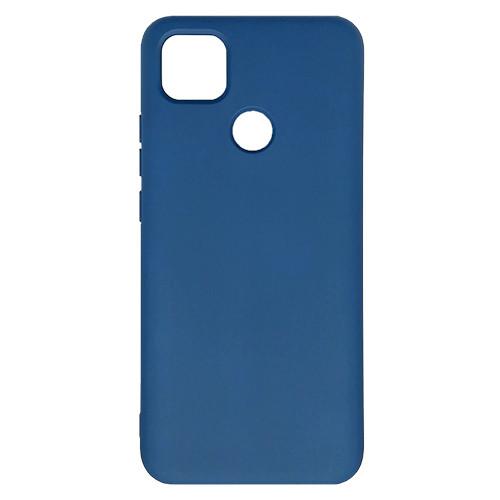 Силиконовый чехол Soft Silicone Case Xiaomi Redmi 9C Dark  Blue