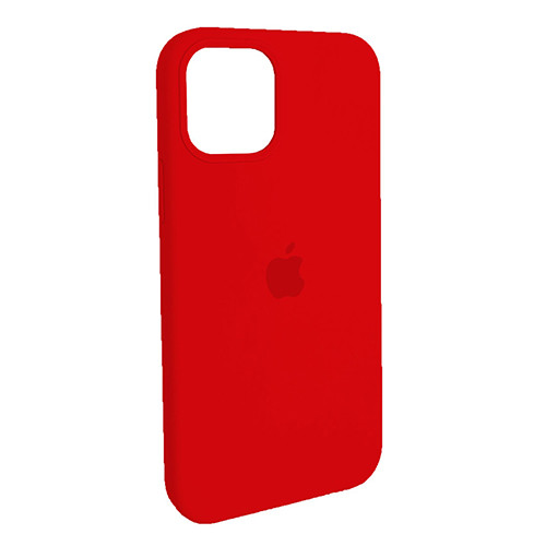 Чехол Original Soft Case iPhone 12 Mini (14) Red