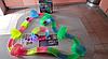 Детская развивающая гоночная трасса Magic Tracks 220, Гнущийся и светящийся гоночный трек Magic Tracks (220 де, фото 2