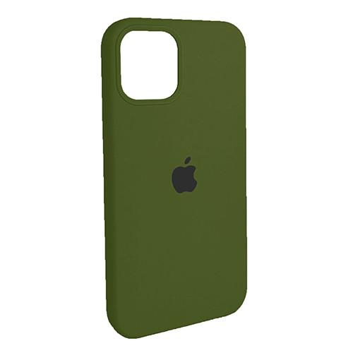Чехол Original Soft Case iPhone 12/12 Pro (48) Green