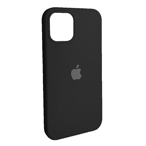 Чехол Original Soft Case iPhone 12 Pro Max (18) Black