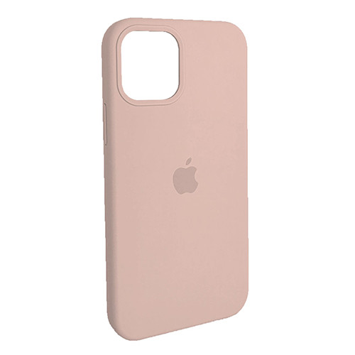 Чехол Original Soft Case iPhone 12 Pro Max (19) Pink Sand