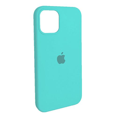 Чехол Original Soft Case iPhone 12 Pro Max (21) Ocean Blue