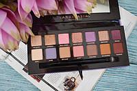 Палетка в сиренево-фиолетовой гамме Norvina Eyeshadow Palette, фото 1