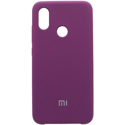 Чехол New Original Soft Case Xiaomi Mi A2 / Mi 6X (14) Purple