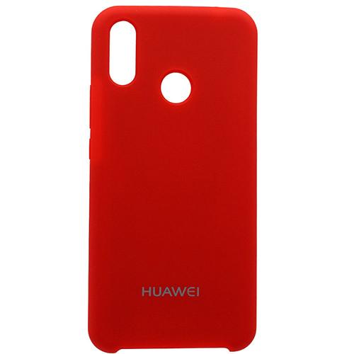 Чехол New Original Soft Case Huawei P Smart Plus (INE-LX1) (01) Red