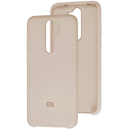 Чехол New Original Soft Case Xiaomi Redmi Note 8 Pro (18) Sand Pink