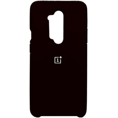 Чехол New Original Soft Case OnePlus 8 Pro (03) Black