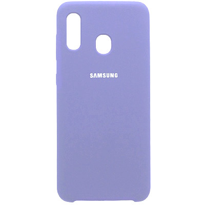 Чехол New Original Soft Case Samsung A205 Galaxy A20/A305 Galaxy A30/M107  Galaxy M10s (13) Lavender