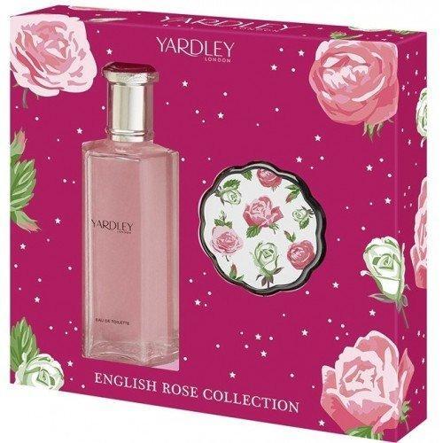Подарочный набор для женщин Yardley English Rose 01564