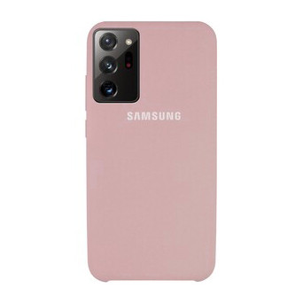 Чехол New Original Soft Case Samsung N985 Galaxy Note 20 Ultra (18)  Sand Pink
