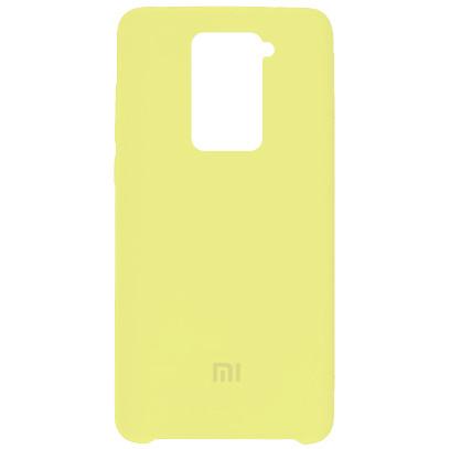 Чехол New Original Soft Case Xiaomi Redmi Note 9 (20) Lemonade